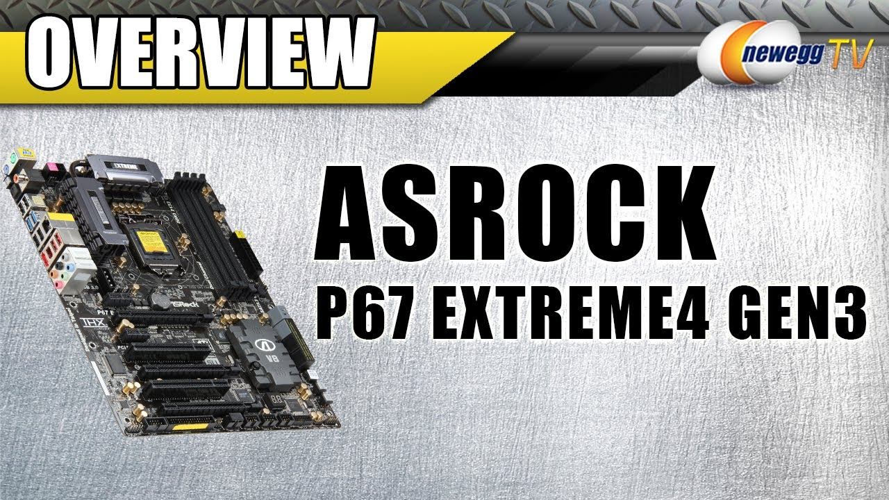 ASROCK P67 EXTREME4 GEN3 INTEL MANAGEMENT DRIVERS FOR WINDOWS MAC