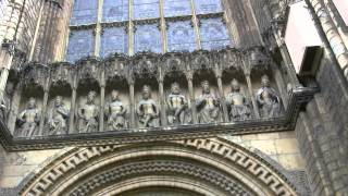 Kingsbury UK Tour 12: Lincoln Castle and Cathedral