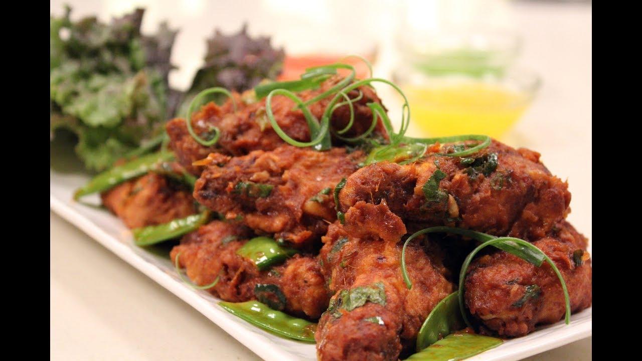 Hot thai chicken wings non veg recipe sanjeev kapoor khazana hot thai chicken wings non veg recipe sanjeev kapoor khazana forumfinder Image collections