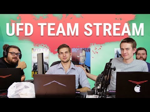 UFD Team Stream - Hot News Live, UFD Rigs & More!