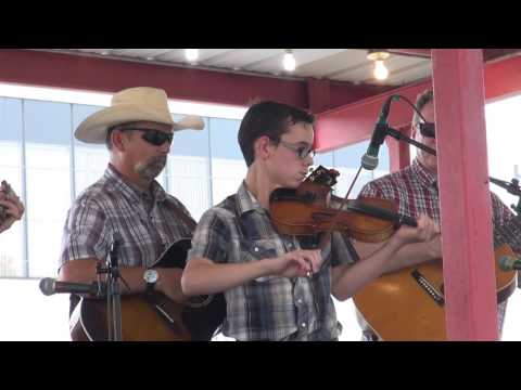 2017-05-27 Jr2 Div Callback - Nate Jacobson - 2017 Athens Fiddle Contest