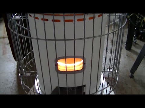 How to clean a Kerosene Heater