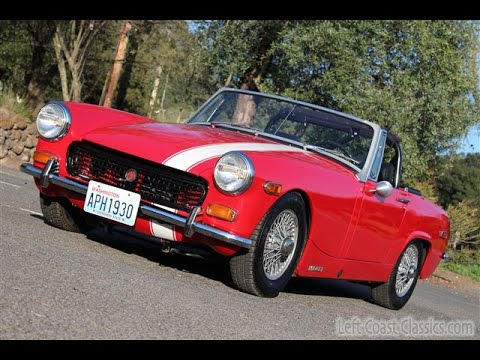 Consider, 1971 mg midget replicas excited