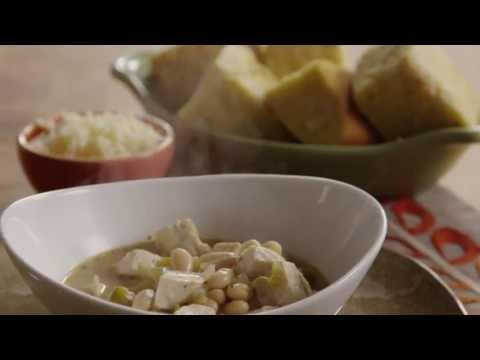 Chicken Chili Recipe - How To Make White Chicken Chili