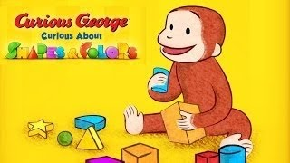 Curious George - Curious About Shapes & Colors | Learning Game App for Kids
