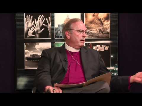 Bishop John Bryson Chane A First Priority in the 21st Century