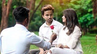 School Love Story - Ishq Tera 💖 Guru Randhawa | Cute Love Story | Hindi Song 2019