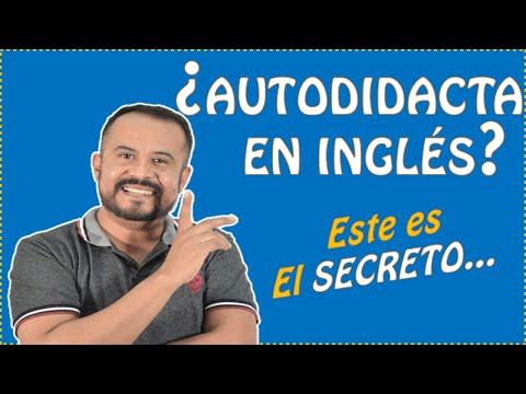 EL SECRETO PARA APRENDER INGLES POR TU CUENTA