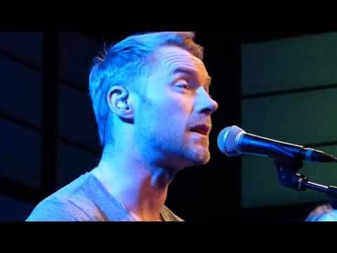 Ronan Keating - Don't Think I Remember live Berlin Radiokonzert RBB 09.02.2016