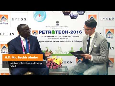 Chad, Minister of Petroleum, Energy & the Promotion of Renewable Energies