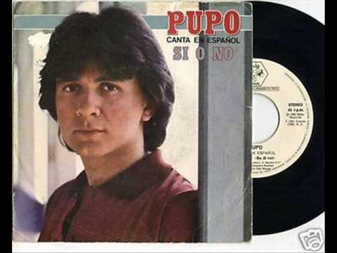 Pupo canta in spagnolo - Que puedo hacer (Cosa farai) (1980)