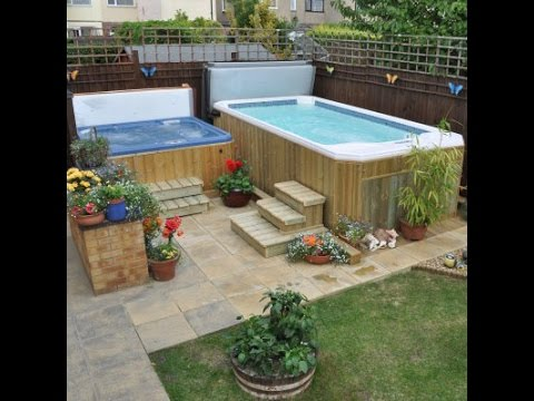 Smallest Swimming Pool - YouTube