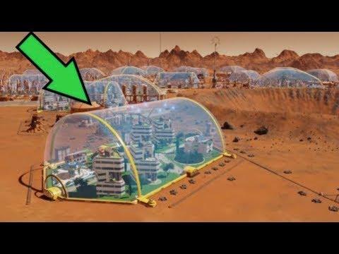 देखिये ऐसी होगी हमारी दुनिआ मंगल ग्रह पर  LIFE ON MARS | PART 2