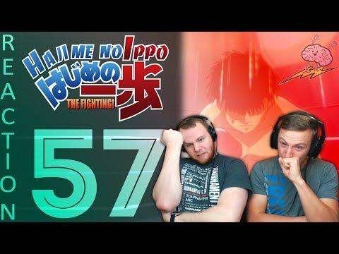 SOS Bros React - Hajime No Ippo Season 1 Episode 57 - Conclusion!