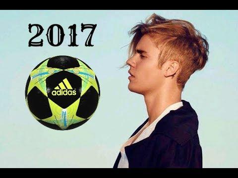 Justin Bieber football skills compilation 2017 (ft. Neymar, fans)