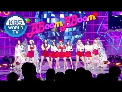 MOMOLAND - Bboom Bboom | 모모랜드 - 뿜뿜 [Music Bank / 2018.12.21]