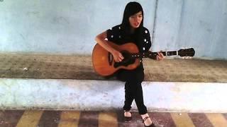Bức Tường - Mắt Đen - Guitar cover by Ốc Tiên
