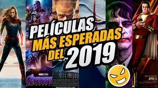 📅 ESTRENOS más esperados del 2019 「🎬 Películas 2019」 👤@LordMefe