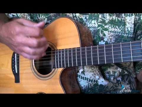 Learn to play on guitar Have You Ever Seen The Rain by Creedence Clearwater Revival