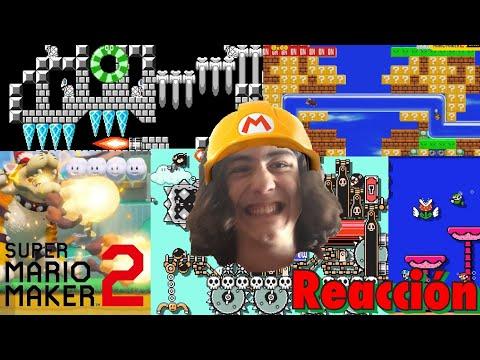 Nintendo Direct Mario Maker 2 Reacción ¡este juego va a ser inmenso!