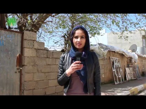 Interviews with Iraqi displaced citizens and Syrian refugees (in Arabic and Kurmanji Kurdish)