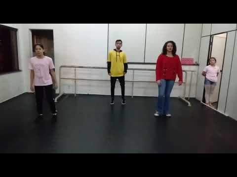 Academia Milleti D'ance - Danças Urbanas - Card B - Press | Coreografia @Guiigs