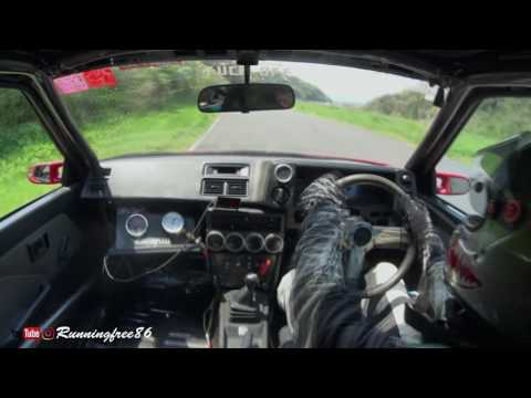 JDM AE86 Drift at MAZE circuit on April 29th 2017 間瀬サーキット