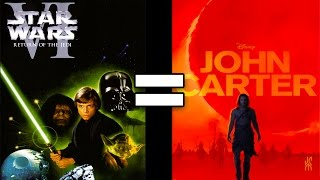 30 Reasons Star Wars: Ep. 6 & John Carter Are The Same Movie feat. Mr. Sunday Movies