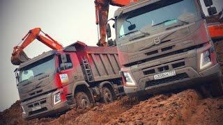 Volvo FMX: Реалии стройки