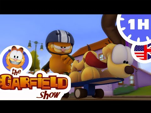 THE GARFIELD SHOW - 1 Hour - Spring Compilation