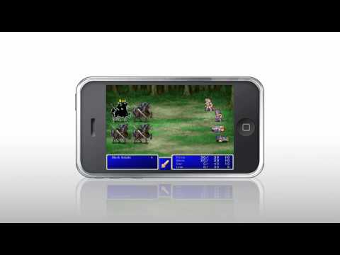 FINAL FANTASY for iPhone/iPod touch English Trailer