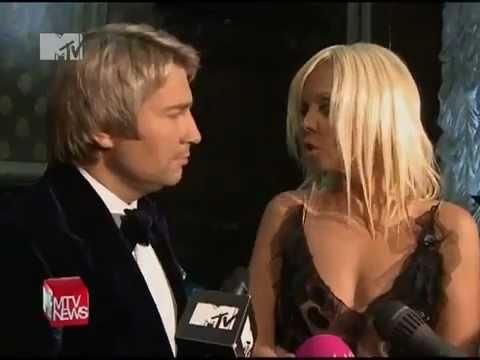 Валерия и Басков сняли клип! News Блок MTV