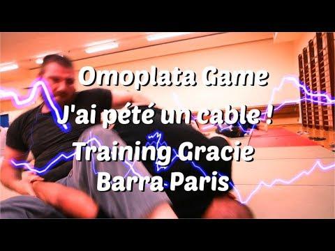 Omoplata Game | J'ai pété un cable | Training Gracie Barra Paris