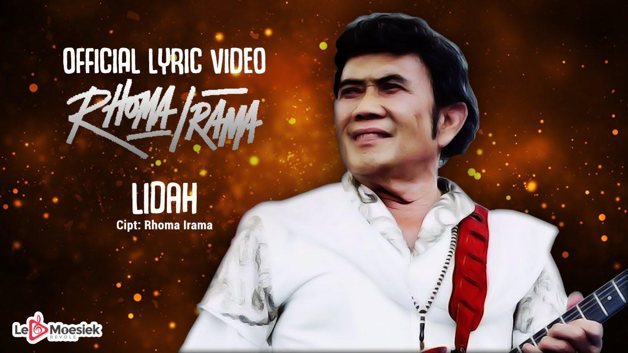 Download Rhoma Irama - Lidah (Official Lyric Video)