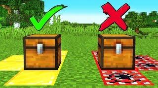 NIE WYBIERZ ZŁEJ SKRZYNI w Minecraft! / Macioch
