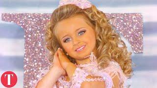10 Dark Secrets In Kids Beauty Pageants