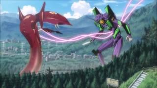 Evangelion 1.11 [AMV] - Battlefield