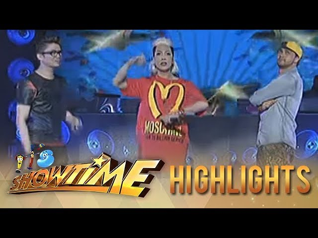 HAYPA: Newest dance craze by Vice, Vhong and Billy