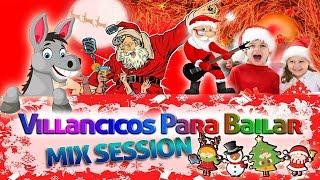 Villancicos Para Bailar, Navidad 2019, Mix Navidad,  Musica Navideñas Noel, Mix Navideño Para Bailar