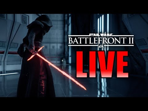 NEW PATCH IS HERE! Star Wars Battlefront 2 Live Stream