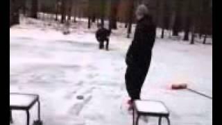 Curling - Georgia Bulldog Style