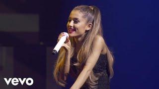 Ariana Grande - Music Is Personal (Q&A on the Honda Stage at iHeartRadio Theater LA)