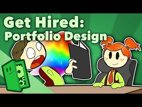 Get Hired: Portfolio Design - How to Build a Portfolio - Extra Credits