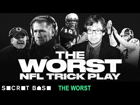 The Worst NFL Trick Play.... but it's not the one you think