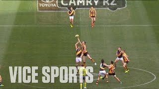 Analytics in the AFL - The Most Data Rich Sport on Earth