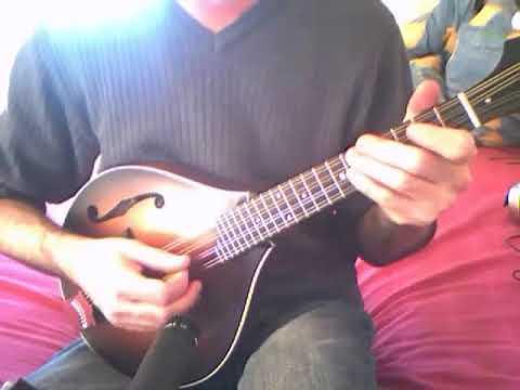 Mandolin Tunes The Rocky Road To Dublin Youtube
