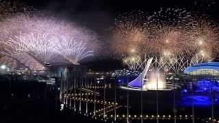 Закрытие Олимпиады Сочи 2014 (Церемония Закрытия)(Церемония закрытия олимпийских игр в Сочи 2014, закрытия олимпиады сочи 2014, полная версия Fireworks Farewell: Sochi closing..., 2014-02-27T12:32:42.000Z)