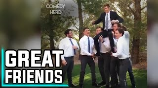 GREAT FRIEDNS! I Funny Fails Compilation (September2020) | Comedy Herd