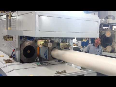 Maritime Marketing Liansu PVC Pipe Socketing Machine