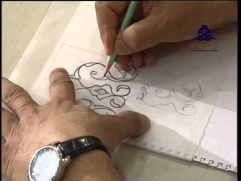02-ورشة فن الزخرفة الاسلامية للدكتور صلاح شيرازد-الجزء الثاني